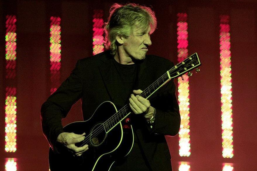 Roger Waters, co fundador de la banda Pink Floyd. (Foto: AP)
