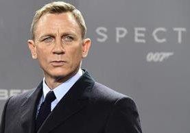 Daniel Wroughton Craig es un actor británico de cine, teatro y televisión. Debe su fama especialmente por ser el sexto actor y actual, en encarnar en el cine al personaje de James Bond. (Foto Prensa Libre: nerdist.com)