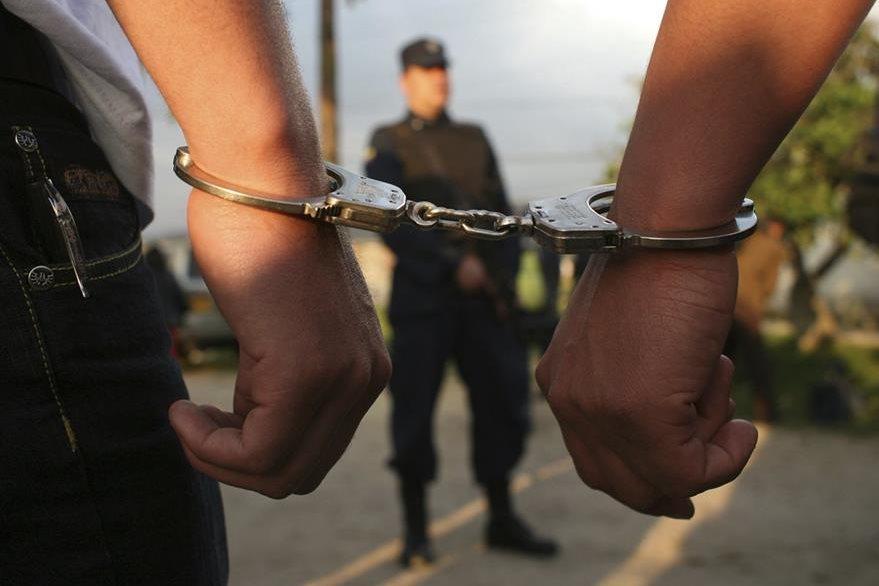 Detenciones en Colombia por casos de violencia. (AP)