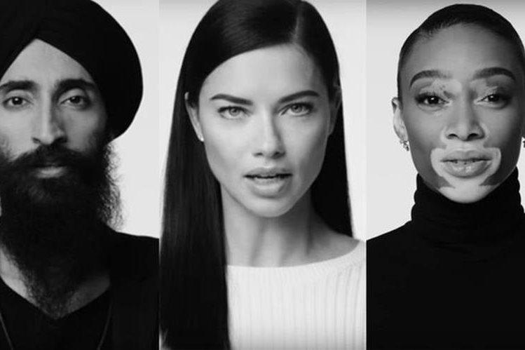 Famosas modelos, fotógrafos, diseñadores y otros protagonsitas de la moda participan en video grabado por W Magazine. (Foto Prensa Libre: Mashable).