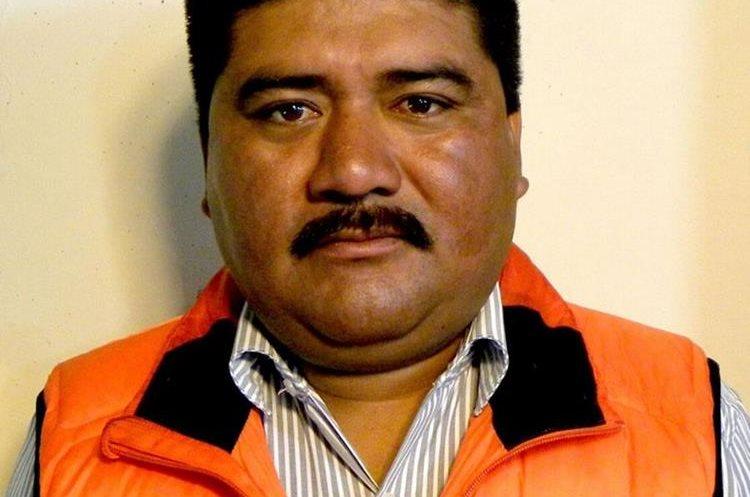 Santos Tipaz Hernández, concejal segundo de Santa Cruz del Quiché, falleció por una enfermedad. (Foto Prensa Libre: Héctor Cordero)