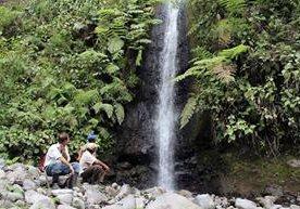 Loma Linda es un atractivo para el avistamiento de aves y cataratas.