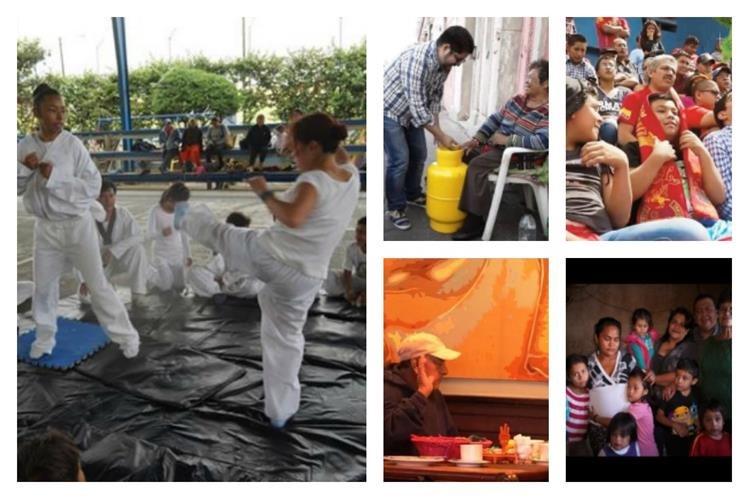 Con el apoyo de varios lectores, Prensa Libre realiza buenas acciones. (Foto Prensa Libre: Hemeroteca PL)