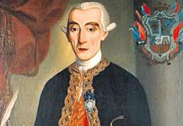 Martín de Mayorga, capitán general Guatemala durante el traslado de la ciudad de Santiago a la Ermita. (Foto: Hemeroteca PL)