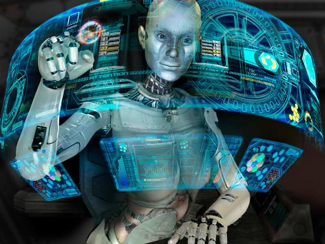 La inteligencia artificial está cambiando la forma de tomar decisiones en las empresas.(Foto Prensa Libre: Hemeroteca PL)
