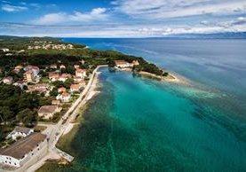 Rakitic se encontraba en la isla Ugljan de vacaciones. (Foto Prensa Libre: Hemeroteca PL)