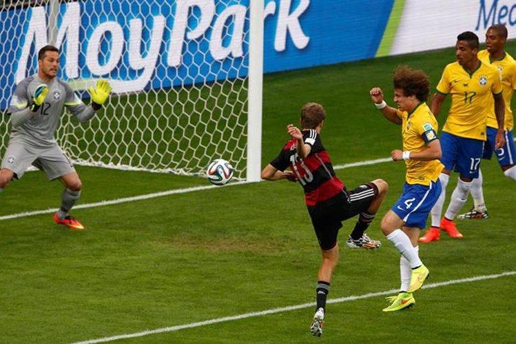 Alemania y Brasil jugarán un partido amistoso en marzo del próximo año para prepararse para el Mundial de Rusia. (Foto Prensa Libre: Hemeroteca)