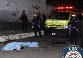 Una persona quedó fallecida en el lugar. (Foto: Bomberos Municipales)