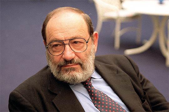Umberto Eco, escritor. (Foto Prensa Libre: Hemeroteca PL)