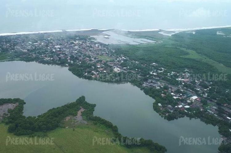 Las comunidades más afectadas son San Felipe y San Martín Zapotitlan, Retalhuleu.