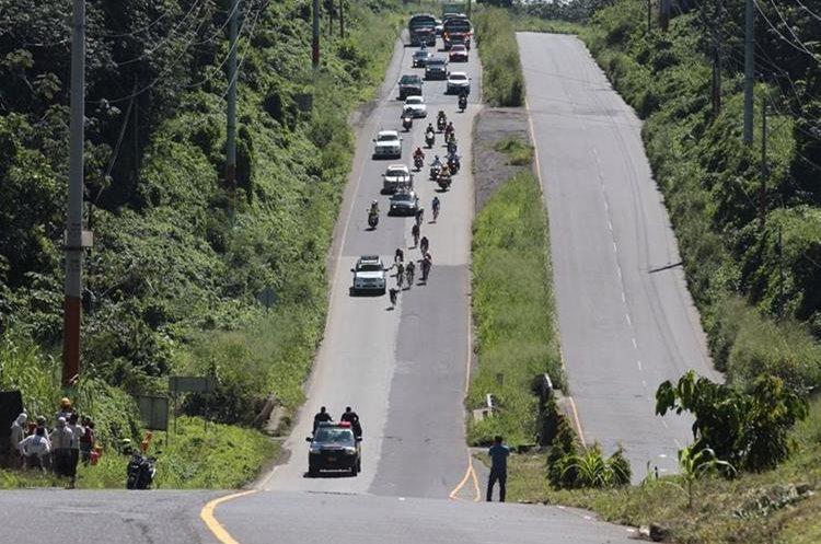 Aunque se habían anunciado bloqueos las rutas han permanecido sin incidentes.