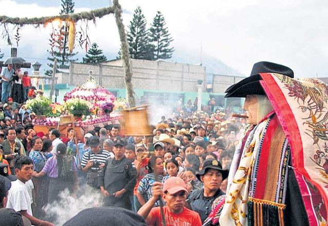 Deidad es propia del sincretismo religioso del país. (Foto: Hemeroteca PL)
