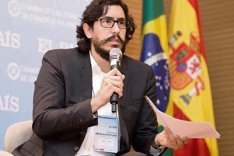 El en Emprendimiento, Newton Campos, visitó el país para presentar su libro El mito de la idea. (Foto Prensa Libre: IE Business School