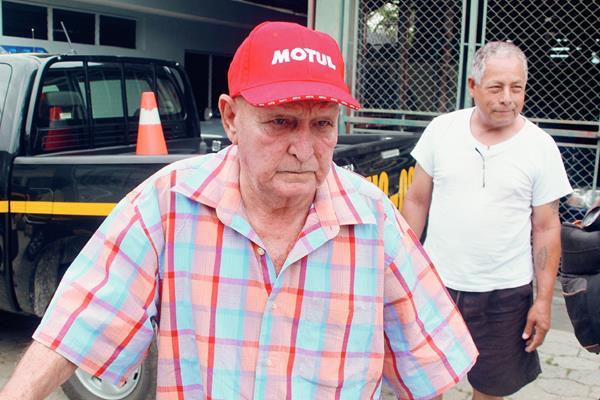 Max Eduardo Cordón Orellana fue absuelto por supuestamente sostener relaciones sexuales con una menor de edad en Chiquimula. Fue capturado al verlo salir de un autohotel con la víctima. (Foto Prensa Libre: Hemeroteca)
