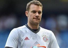 Neuer está pasando por uno de los momentos más difíciles de su carrera como futbolista profeesional. (Foto Prensa Libre: Hemeroteca)