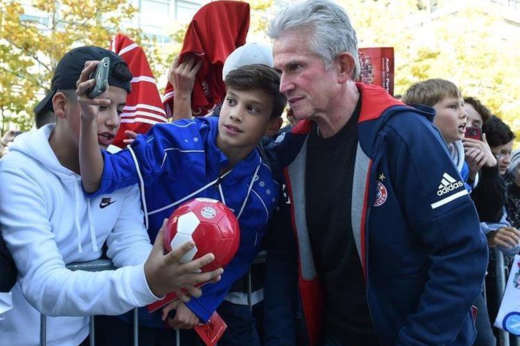 James, ante Friburgo, una posibilidad de debutar en el Bayern de Heynckes