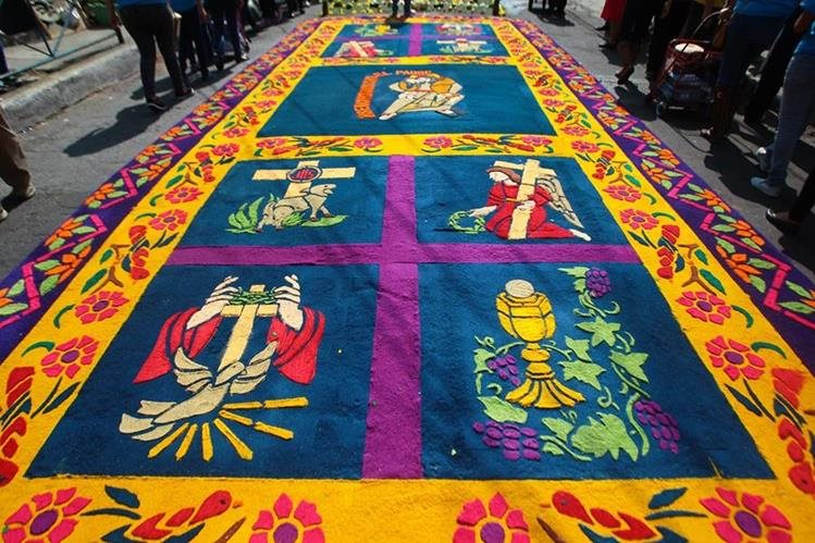 las alfombras trascienden el arte