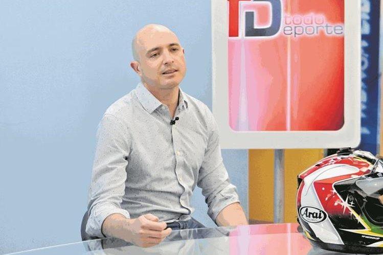 Marcos Reichert ganó la primera fecha de la Copa Toyota Yaris, que se corrió el recién pasado domingo en el Autódromo. (Foto Prensa Libre).