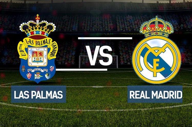 El Real Madrid tiene la obligación de ganar en Las Palmas para seguir en la cima. (Foto Prensa Libre: TodoDeportes)