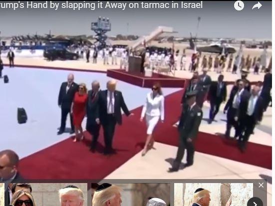 Trump finaliza visita a Medio Oriente; viaja rumbo al Vaticano