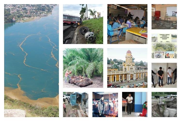 El suplemento dominical Mi Pueblo cumple un año. (Foto Prensa Libre: Hemeroteca PL)