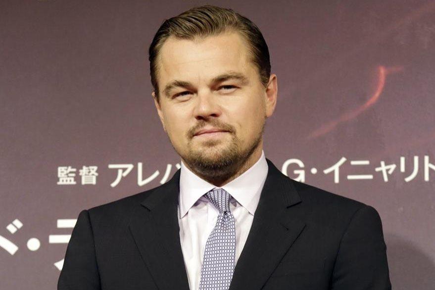 Actor Leonardo DiCaprio (AP)