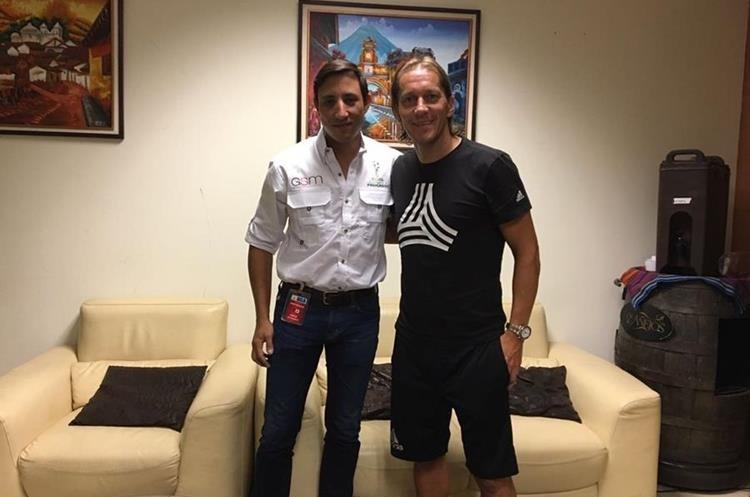 Del Piero da triunfo al Municipal de Guatemala en juego de exhibición
