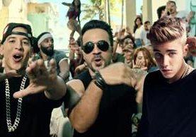 La canción Despacito, en la versión remix de Daddy Yankee, Luis Fonsi y Justin Bieber, se ha coronado en Spotify. (Foto Prensa Libre: Hemeroteca PL)