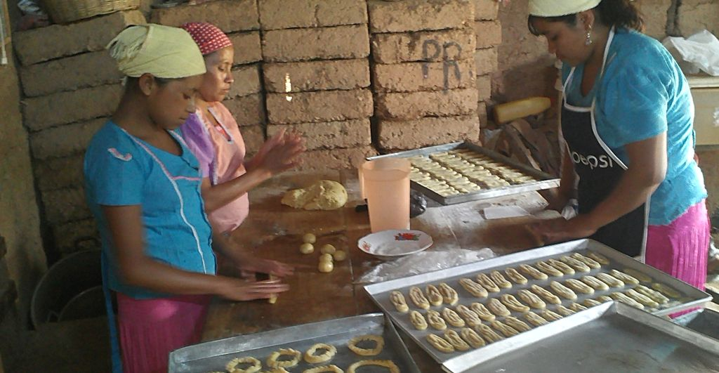 La fundación tiene un Centro de Convergencia, en donde funciona una panadería, así como otros proyectos. (Foto: Fundación Cofiño Stahl).