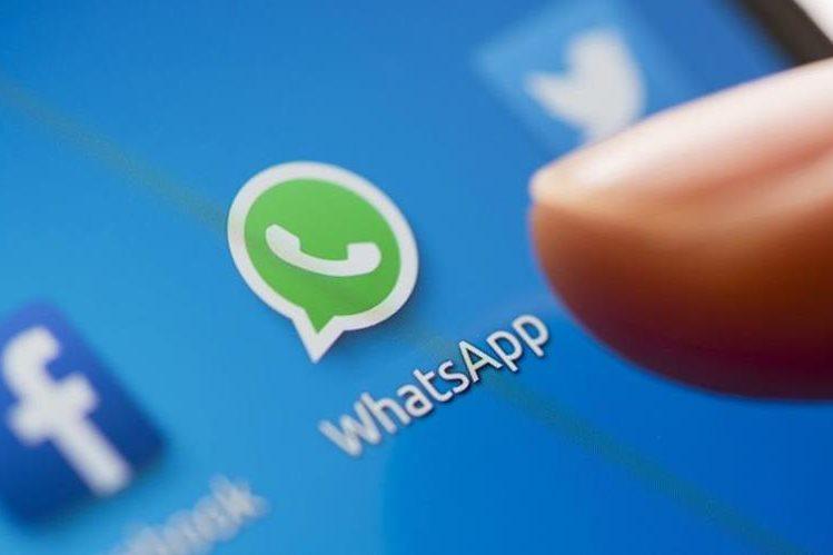 Whatsapp tiene sorpresas para sus usuarios. (Foto Prensa Libre: Hemeroteca PL)