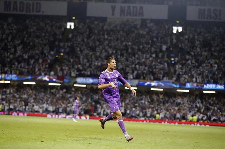 Con dos goles en la final de Champions, el portugués CR7 fue el jugador del partido que ganó Real Madrid 4-1 a la Juventus.