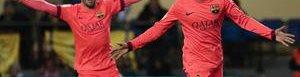 Neymar anotó doblete