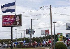 <em>Managua, Nicaragua.(Foto Prensa Libre: EFE).</em>