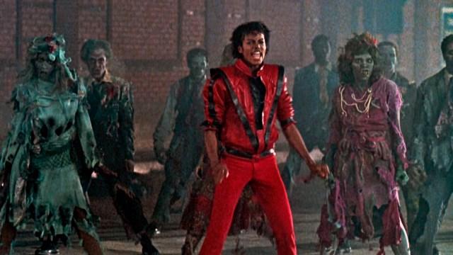 Michael Jackson saltará de la pantalla con Thriller 3D