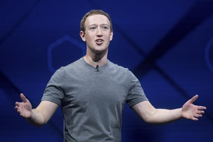 Mark Zuckerberg, fundador de Facebook desea que su equipo pueda comprender los sistemas de imágenes cerebrales y las prótesis neurológicas. (Foto Prensa Libre: AP)