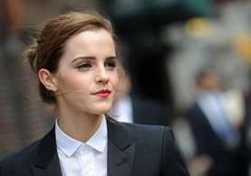 La actriz a través de su cuenta de Facebook envía mensaje para recuperar tres anillos que dejó olvidados en un hotel de Londres. (Foto Prensa Libre: hellomagazine.com)