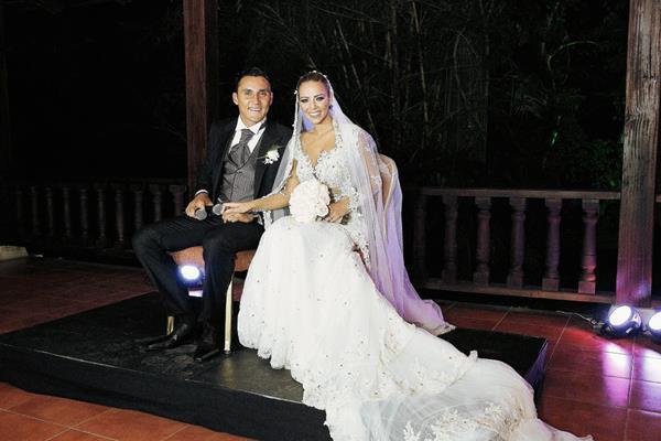Matrimonio Catolico Costa Rica : ¡la casa por la ventana keylor navas y andrea salas se