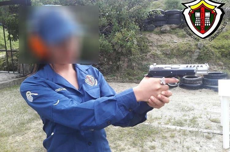 La carrera ha levantado la polémica en las redes sociales de Huehuetenango. (Foto Prensa Libre)