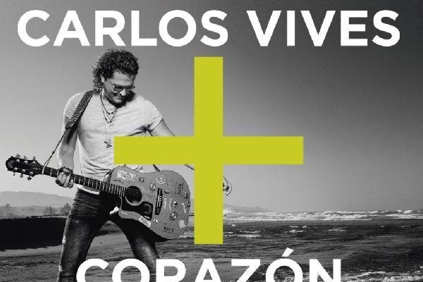 el disco Más corazón profundo, de Carlos Vives,  incluye  10 temas.