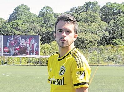 El legionario nacional se marcha a Europa y deja la MLS por una temporada. (Foto Prensa Libre: Hemeroteca PL)