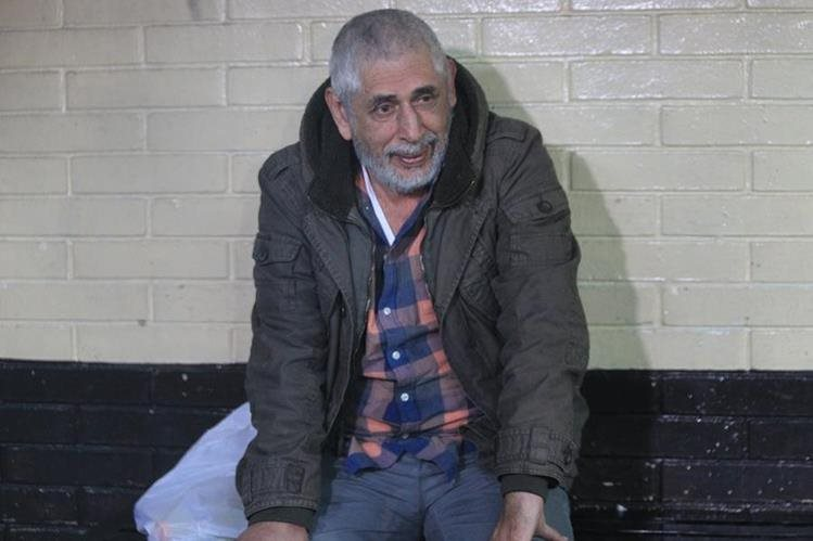 Brayan Jiménez, expresidente de la Federacion de Futbol de Guatemala. (Foto Prensa Libre: HemerotecaPL)