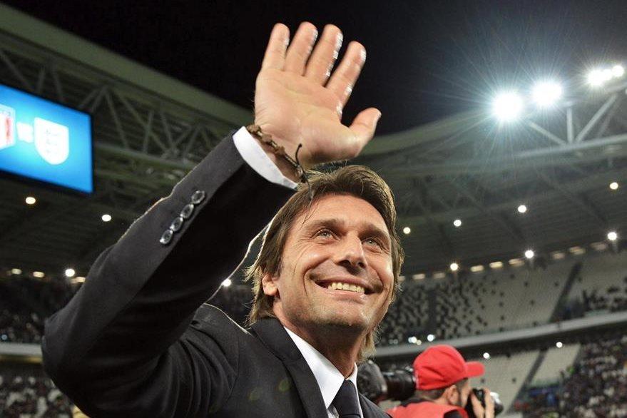 El Chelsea designó a Antonio Conte como su nuevo entrenador. (Foto Prensa Libre: EFE)