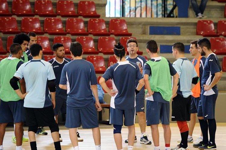 Guatemala se encuentra en Colombia para disputa el Mundial de Futsal. (Foto Prensa Libre: Francisco Sánchez)