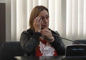 Julia Herminia Cervantes es condenada a 25 años de prisión inconmutable por parricidio, al ser declarada responsable de la muerte de su cónyuge Allan Gary Vargas