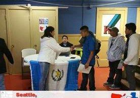 Se espera que unos 30 mil guatemaltecos emitan su voto.