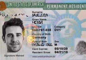 Autoridades de Miami investigan a un guatemalteco que comercializaba tarjetas de residencia. (Foto de referencia tomada de internet)