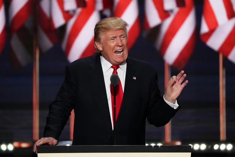 Trump anunció que no negociará el Acuerdo Transpacífico. (Foto Hemeroteca PL)