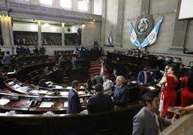 El Congreso ya aprobó dos artículos constitucionales, rechazado dos y la discusión de uno fue postergada. (Foto Prensa Libre: Paulo Raquec)