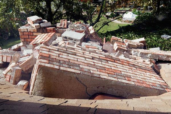 Desde el 2011 han ocurrido sismos en Oklahoma que causan daño. (Foto Prensa Libre: AP).