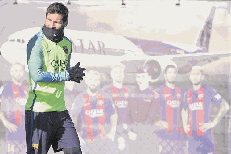 El argentino, Leo Messi es uno de los futbolistas más seguidos en el mundo. (Foto Prensa Libre: Hemeroteca PL)